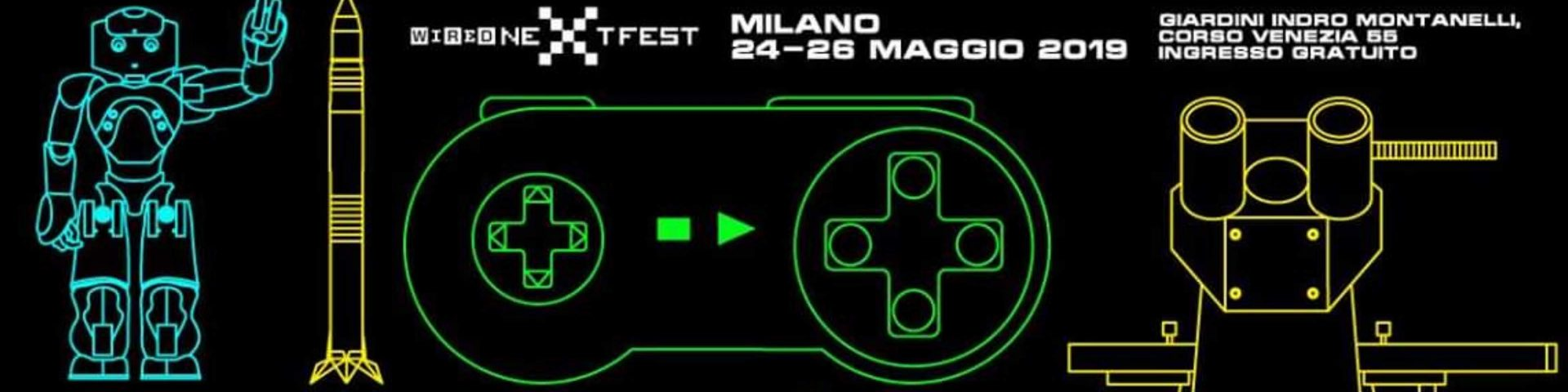 Wired Next Festival 2019: presentato l'intero programma