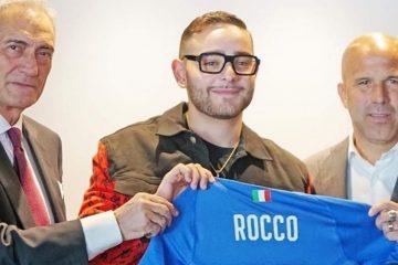 """Il nuovo singolo di Rocco Hunt è la """"National song"""""""