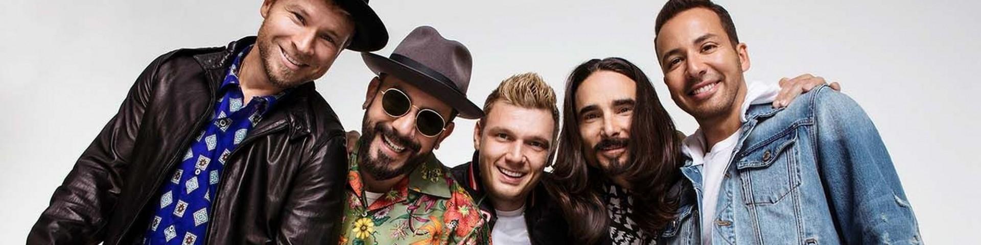 Backstreet Boys in concerto a Milano - 15 maggio
