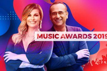 Music Awards 2019: divisione cantanti nelle due serate?