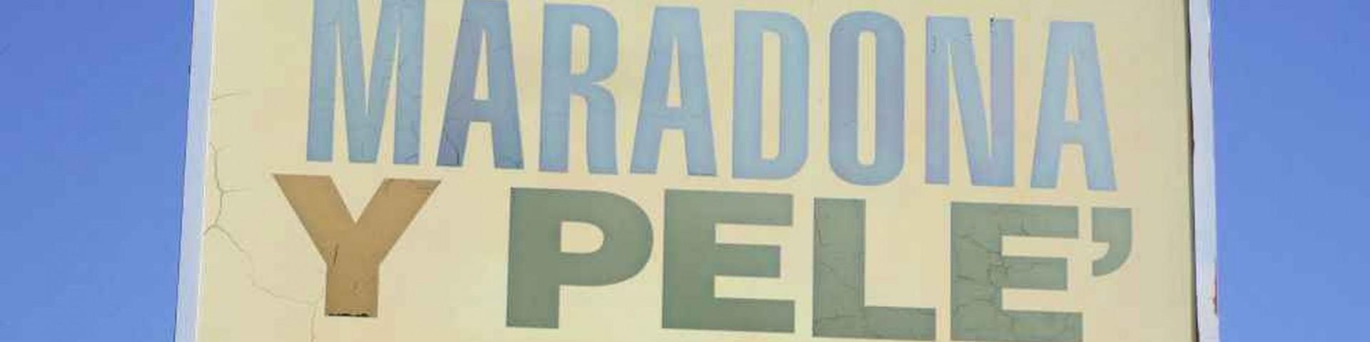 Thegiornalisti, Maradona Y Pelé