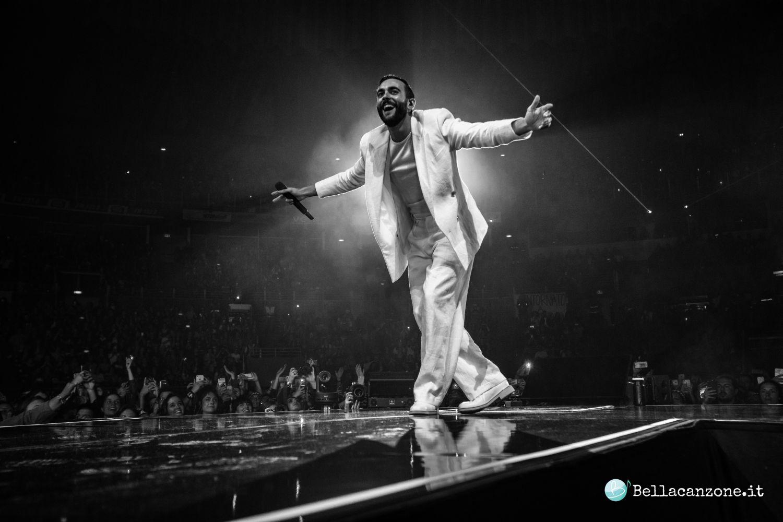 Marco Mengoni, l'Atlantico Tour sbarca a Roma – Foto
