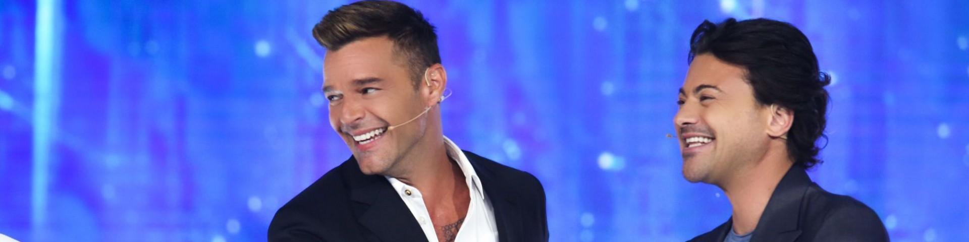 Ricky Martin e Vittorio Grigolo lasciano Amici: perché?