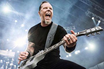 "I Metallica cantano ""El diablo"" dei Litfiba a Milano - Video"