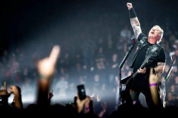 Metallica in concerto a Milano - 8 maggio