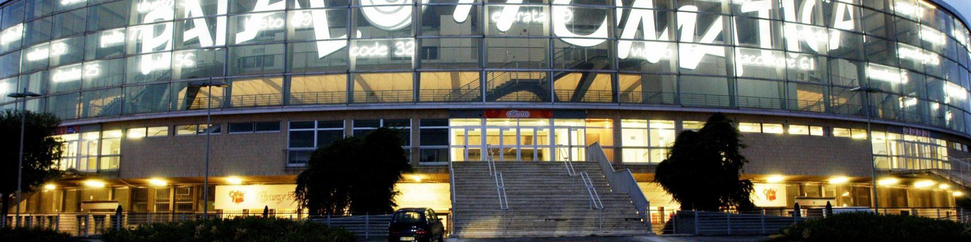 Palazzo dello Sport, dov'è, indirizzo, mappa, come arrivare