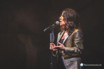 Paola Turci in concerto a Roma: tutte le foto