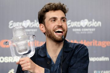 Chi è Duncan Laurence, il vincitore dell'Eurovision Song Contest 2019