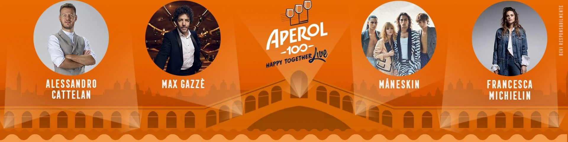 Aperol Happy Together Live 2019 - 29 giugno