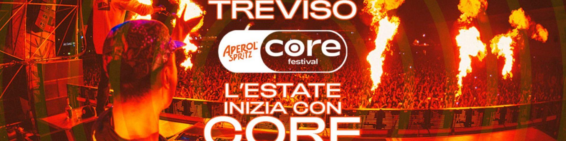 Core Festival in concerto a Treviso – 9 giugno: biglietti, scaletta, come arrivare