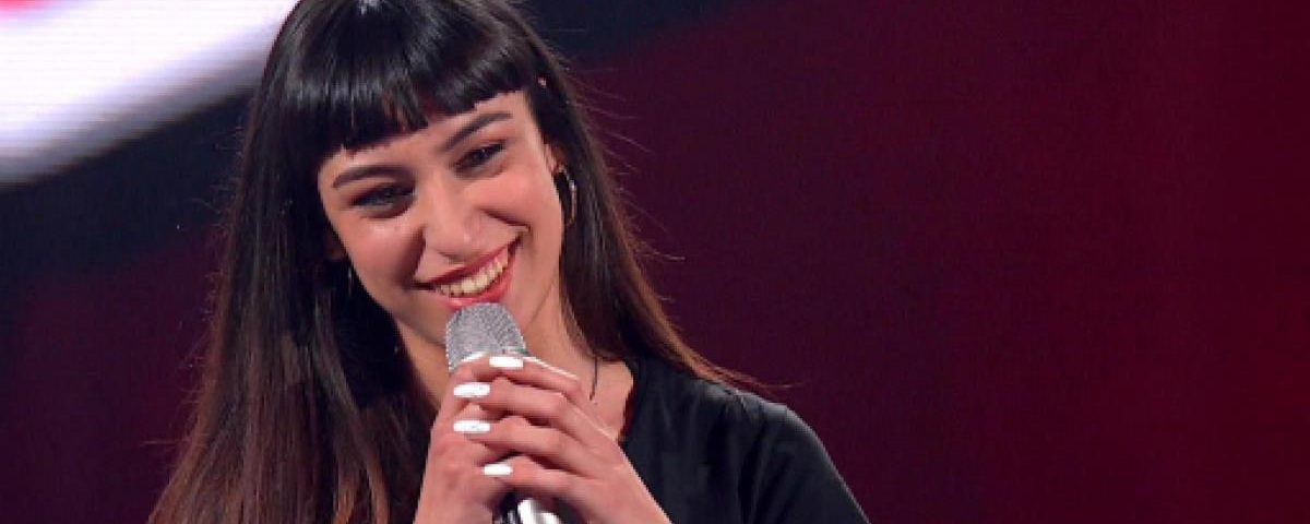 Carmen Pierri, chi è la vincitrice di The Voice of Italy 2019