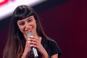 Carmen Pierri, chi è la vincitrice di The Voice of Italy 2019