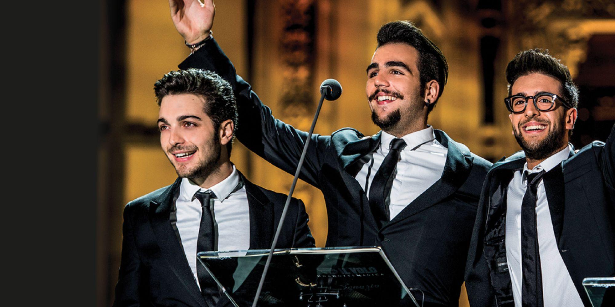 Il Volo in concerto a Matera – 16 giugno: biglietti, scaletta, ospiti, come arrivare
