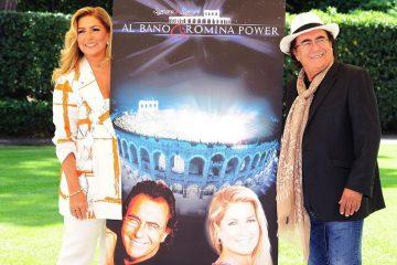 Signore e signori: Al Bano e Romina Power a Verona