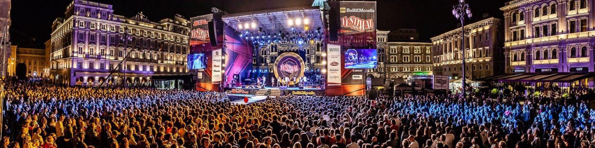 Festival Show 2019 a Chioggia - 6 luglio
