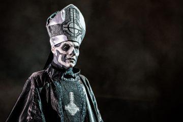 Ghost in concerto in Italia: come acquistare i biglietti