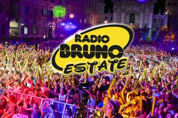 Radio Bruno Estate 2019 a Cesenatico