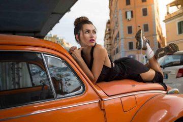 """Serena Brancale: """"Vita d'artista è la mia nuova carta d'identità"""""""