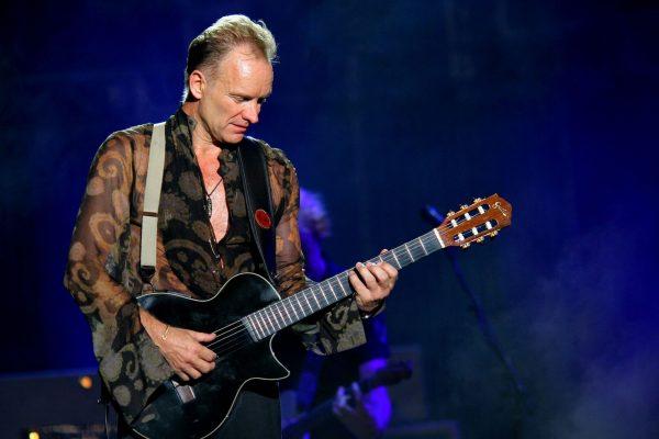 Sting Live in Italia 2020: come acquistare i biglietti