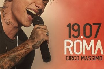 Ultimo in concerto al Circo Massimo di Roma: l'annuncio ufficiale