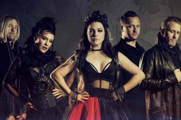 Evanescence a Verona – 2/09/19: biglietti, scaletta