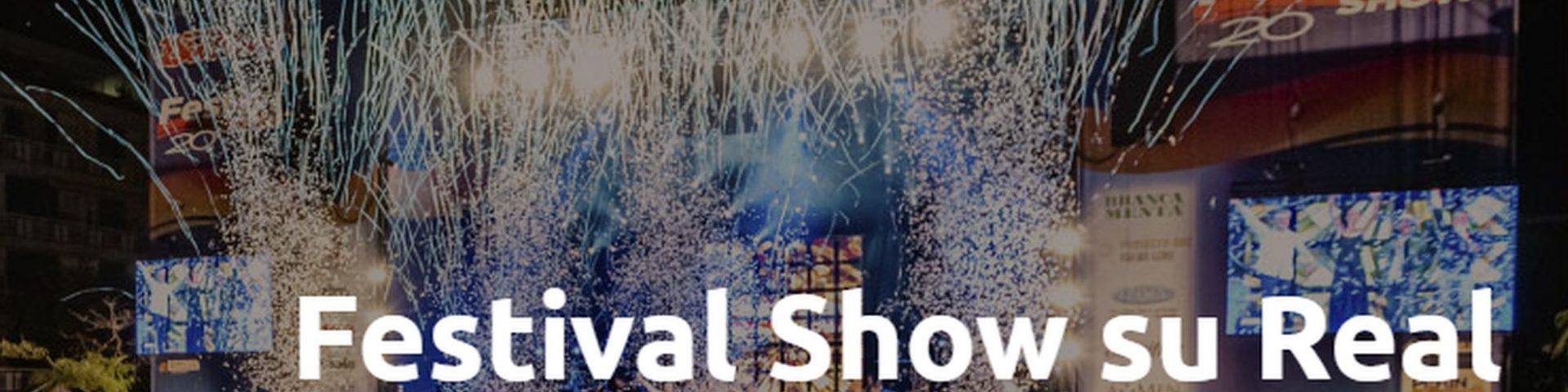 Festival Show su Real Time: annunciati gli appuntamenti in tv