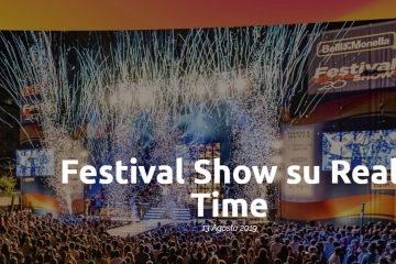 Festival Show su Real Time: annunciati gli appuntamenti in tv