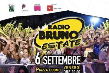 Radio Bruno Estate 2019 a Prato: svelato il cast della finale