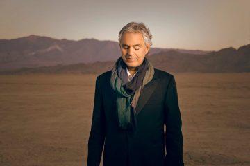 Ali di libertà con Andrea Bocelli: scaletta, ospiti, streaming