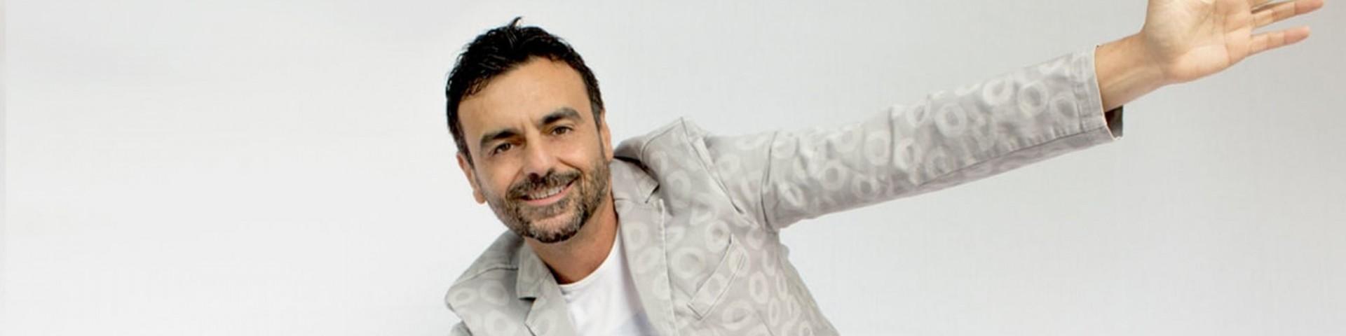 """Davide De Marinis a Tale e Quale Show: """"Vorrei imitare i cantautori del passato"""" (Video)"""