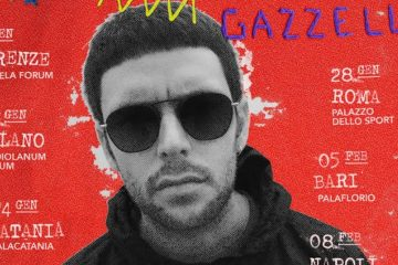 Gazzelle a Napoli 8/02