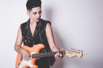 """Giordana Angi tra jazz e ballad in """"Voglio essere tua"""""""