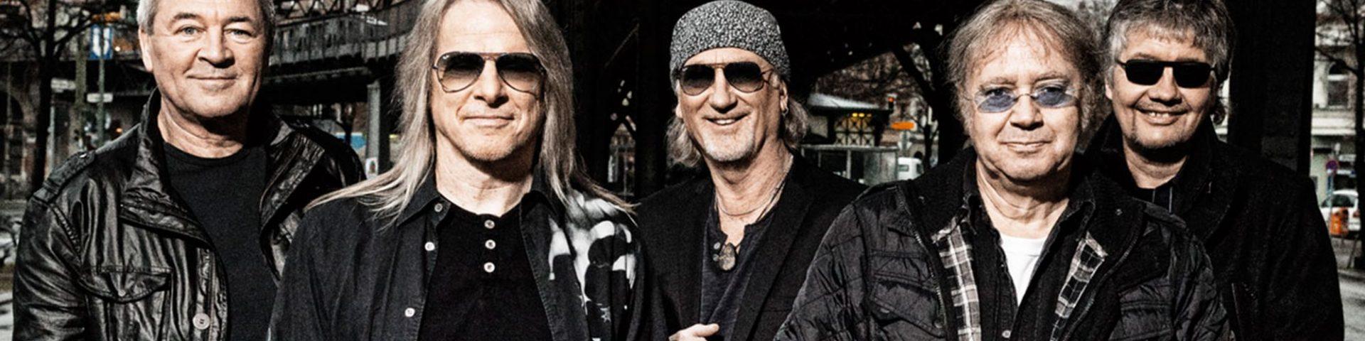 Deep Purple a Bologna Sonic Park 2020: come acquistare i biglietti