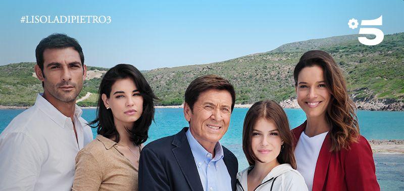 L'Isola di Pietro 3 del 22 novembre on demand, rivedi in streaming