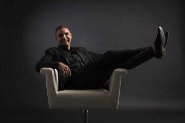 Record per Ivan Costa, cantante italiano che ha conquistato il Sud America
