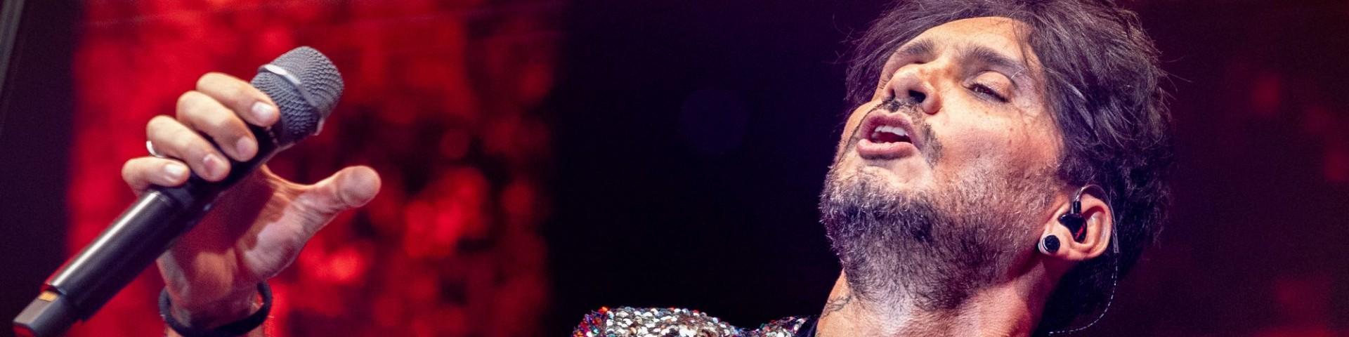 Fabrizio Moro a Roma: tutte le foto del concerto