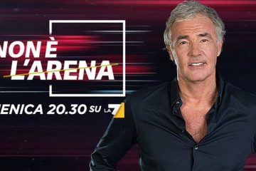Non è l'Arena del 10 novembre