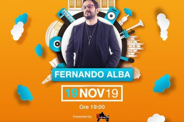 Fernando Alba ospite alla Milano Music Week 2019