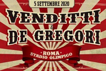 Venditti – De Gregori a Roma – 5/09