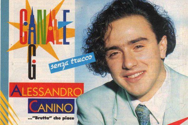 Che fine ha fatto Alessandro Canino?