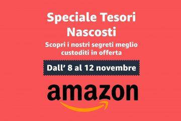 Amazon Tesori Nascosti: sconti per gli appassionati di musica (in attesa del Black Friday)