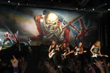 Iron Maiden a Bologna – 20/07