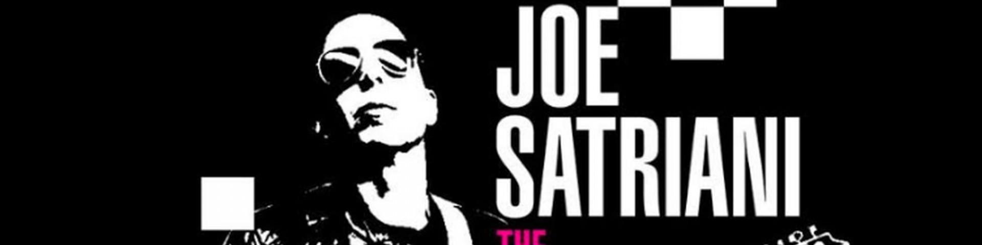 Joe Satriani torna in Italia nel 2020: come acquistare i biglietti