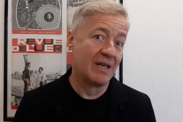 """Max Casacci: """"Un album entro la fine del 2020"""" (Video)"""