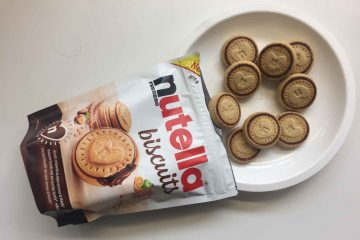 Pubblicità Nutella Biscuits – Video, colonna sonora e attori