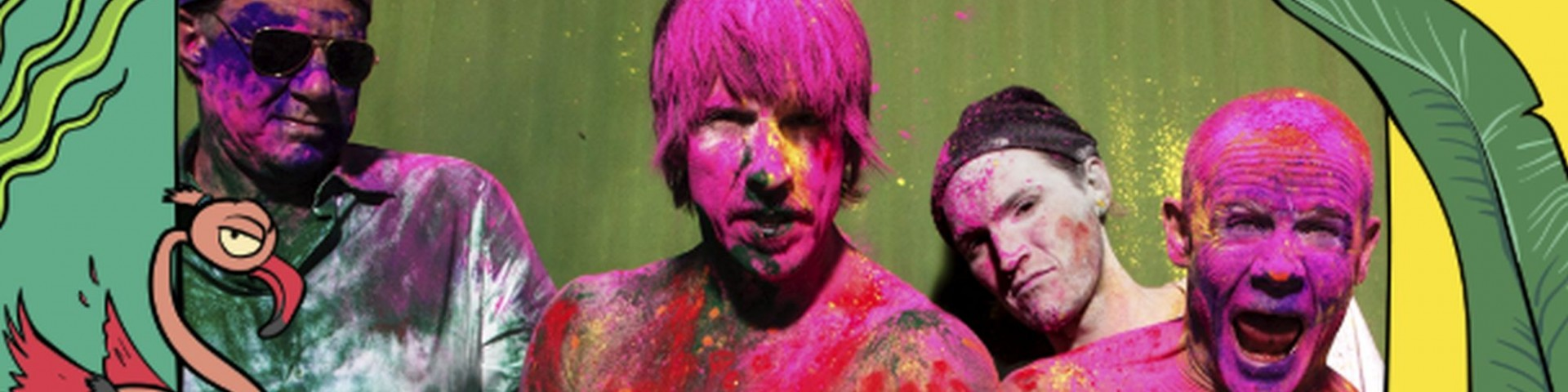 Red Hot Chili Peppers in concerto a Firenze Rocks 2020: come acquistare i biglietti
