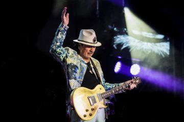 Carlos Santana a Casalecchio Di Reno – 14/03