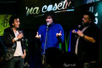 """Fabrizio Colica a Lingue a Sonagli: """"Alessandro Di Battista? Era il catechista di mio fratello e ora mi chiede perché non lo imito più"""""""