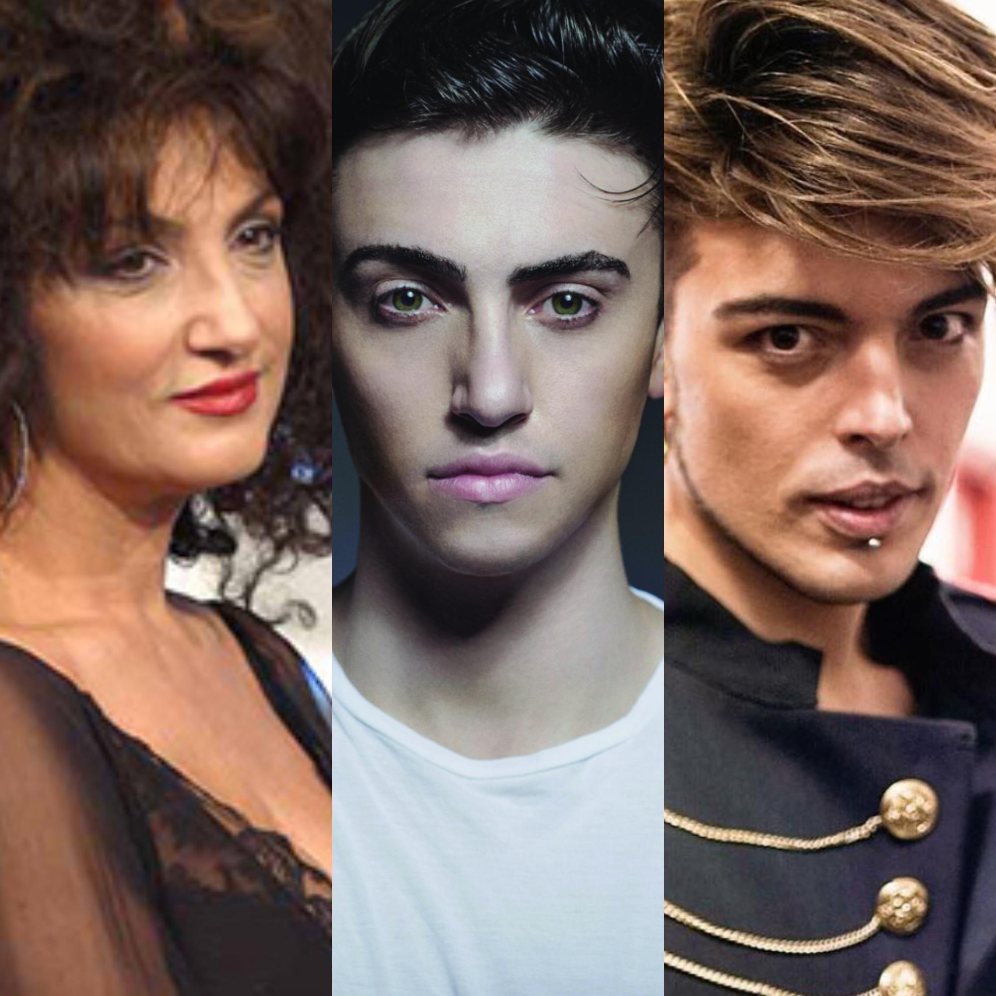 Risultati immagini per cantanti esclusi sanremo 2020