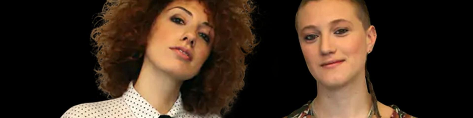 """Gabriella Martinelli e Lula a Sanremo 2020: """"Sarebbe bello un duetto con Piero Pelù"""" (Video)"""